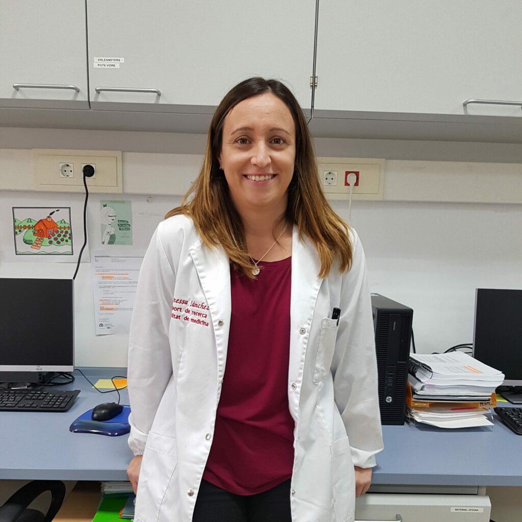 Vanessa Sánchez